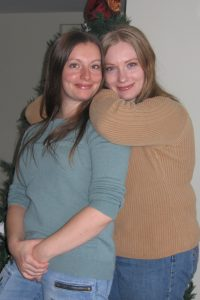 Roxanna and Heather 2007